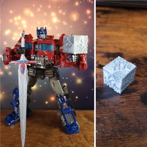 TransformersAllspark Cube Upgrade War For Cybertron WFC Studio Series TF-Lab