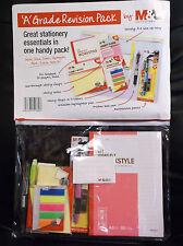 8 piezas de grado 'a' Revison Papelería Set-todos los elementos esenciales en un paquete práctico