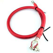 Battery Cable Positive 2 Gauge AWG Copper Custom -  Car, Truck, RV, Boat, Solar