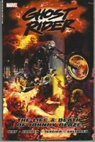Ghost Rider Vol. 2: The Life & Death of Johnny Blaze Marvel TPB 2007 MCU