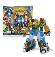 BIKLONZ MEGA BEAST Thunder Guardian 3 Copolymer Toy Robot Transforming Robot