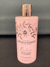Baylis & Harding, Boudoire Collection Velvet Rose & Cashmere, Luxury Bath Milk