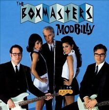 Modbilly by The Boxmasters (CD, Jun-2009, 2 Discs, Vanguard)