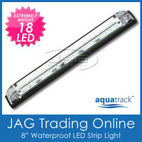 12V 18-LED STRIP LAMP - Boat/Cabin/Interior/Truck/Trailer/Exterior/Marker Light