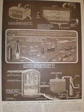 Coal slag as a source of sulphur G H Davis 1951 old prints