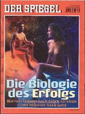 SPIEGEL 39/2008 Die Biologie des Erfolgs