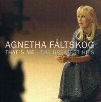 Agnetha Fältskog - Thats Me - The Greatest Hits [CD]