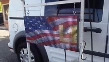 """Full Color P10 Outdoor/Indoor Programmable Digital LED , 25"""" x 13"""" (MADE IN USA)"""