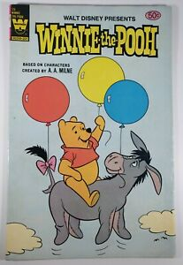 WINNIE THE POOH WHITMAN #26 GREAT CONDITION!! VF/NM ~ Walt Disney WHITMAN 1981