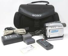 Sony Handycam Dcr-Hc46 Mini Dv Camcorder 2 Batteries Dock & Remote