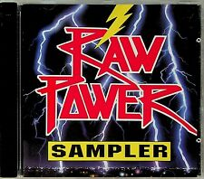 W. GERMANY-RAW POWER CD (The Best Of Metal) Uriah Heep/Venom/Magnum/Gary Moore)