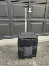 Brand New Smart Cart Expandable Shopping Tote With Rollers