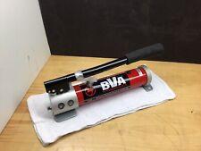BVA 2 Speed Aluminum Hand Pump 21.4in Usable Oil P350
