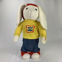 Avon 2002 HIP HOP Harry Bunny Dancing Singing Rabbit, Tested Works Great