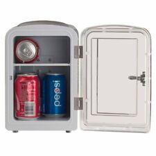Smeta 4.5L Mini Refrigerator Fridge Dorm Office Car Cooler Warmer Truck 12V 110V