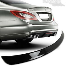SHIP FROM LA PAINTED MERCEDES BENZ W218 SEDAN A TRUNK SPOILER CLS 2017 #040