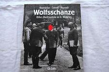Livre wolfschanze d'Hitler pouvoir central en II guerre mondiale CH. gauche 235 pages
