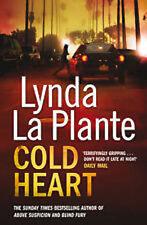 LYNDA LA PLANTE ____ COLD HEART ____ BRAND NEW ___ FREEPOST UK
