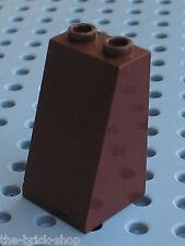 LEGO Star Wars RedBrown slope brick ref 3684 / set 7662 10144 7251 & 8876