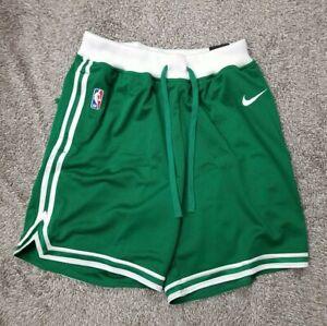 Nike NBA Boston Celtics Icon Edition Shorts Size Large Men AQ2540-312