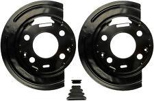 Dorman 924-223 1PR. Rear L&R Brake Dust Shield Backing Plate 88982584 88982585
