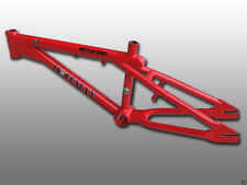 NOS COLLECTABLE HOFFMAN BMX BIKE PRO TEAM SERIES FRAME, RED