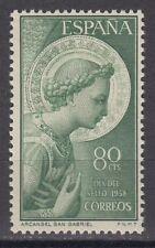 EDIFIL 1195 ARCANGEL SAN GABRIEL  AÑO 1956