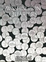 Coin Folder - State Quarters 1999 to 2003 Set Collection Vol 1 Harris Album 1916