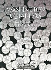 Coin Folder - State Quarters 1999 - 2003 Collection Vol 1 Harris Album 1916 NEW