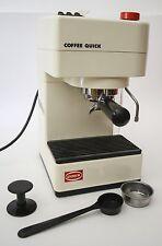 MACCHINA DEL CAFFè ESPRESSO QUICK MILL COFFEE QUICK 0500 CON ACCESSORI OTTIMA