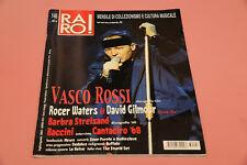 "RARO RIVISTA DISCOGRAFIA VALUTAZIONE LP 7"" CD N° 146 VASCO ROSSI DEDALUS WATERS"