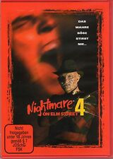 A Nightmare on Elm Street 4 , the Dream Master , 100% uncut , NEU !
