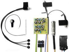 K&K Sound PowerMix Pure Mini, Dual Guitar Pickup System w/Preamp, Dual Volume