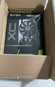 EVGA GeForce RTX 3060 XC GAMING 12GB GDDR6 Graphics Card