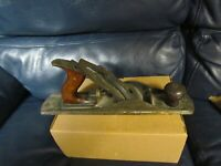 Vintage Wooden Stanley Bailey Flat Plane No 5 (1)
