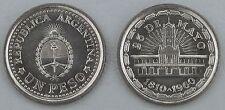 Argentinien / Argentina 1 Peso 1960 p58 unz.