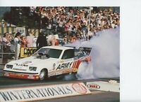 DON PRUDHOMME FUNNY CAR AT WINTERNATIONALS   8x12 DRAG RACING PHOTO