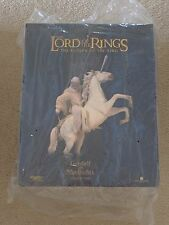 Sideshow Weta GANDALF THE WHITE ON SHADOWFAX Statue Lord of the Rings Lot Hobbit