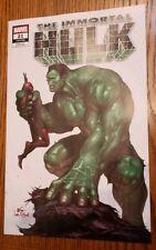 Immortal Hulk #21 Unknown Comics  In-Hyuk Lee Deadpool Variant