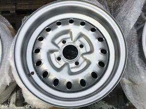 Alfa Romeo Giulia Junior Spider WHEEL RESTORATION SERVICE -Tudor Wheels Ltd