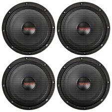 (4) Beyma Pro8Mi 8 Inch 800 Watt Rms (200 each) 4 Ohm Mid-bass/midrange Speaker