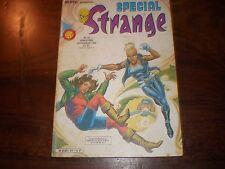 SPECIAL STRANGE N°48 JANVIER 1987 EO LUG