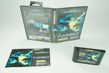 Sega Mega Drive *Flashback* OVP mit Anleitung #1