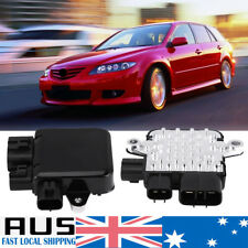 New AU Cooling Fan Control Module Unit For Mazda 6 MPV Outlander Lancer 1355A124
