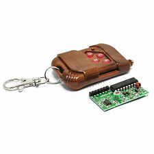 New IC2262/2272 4 channel wireless remote control kits 4 key For Arduino L4