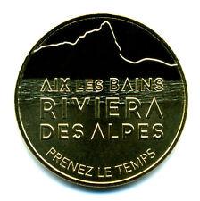 73 AIX-LES-BAINS Riviera des Alpes, 2016, Monnaie de Paris
