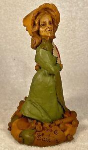 PEG-R 1989~Tom Clark Gnome~Cairn Studio Item #5085~Edition #65~w/COA & Story
