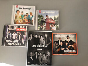 One Direction (Complete disc collection)