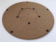Vibes Audio Lab Turntable Vinyl Record Cork Mat(for Thorens,Linn,Pro-Ject,Rega)