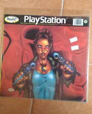 1998 TOMB RAIDER PS1 Lara Croft Cover Skin Playstation 1 Graphic Kit Playstation
